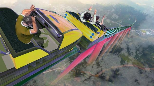 Roller Coaster 3D screenshot 1