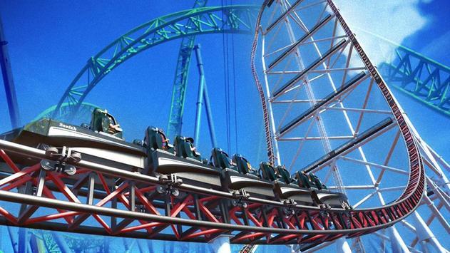 Roller Coaster 3D screenshot 9