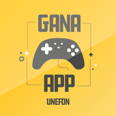 Gana App Unefon icon
