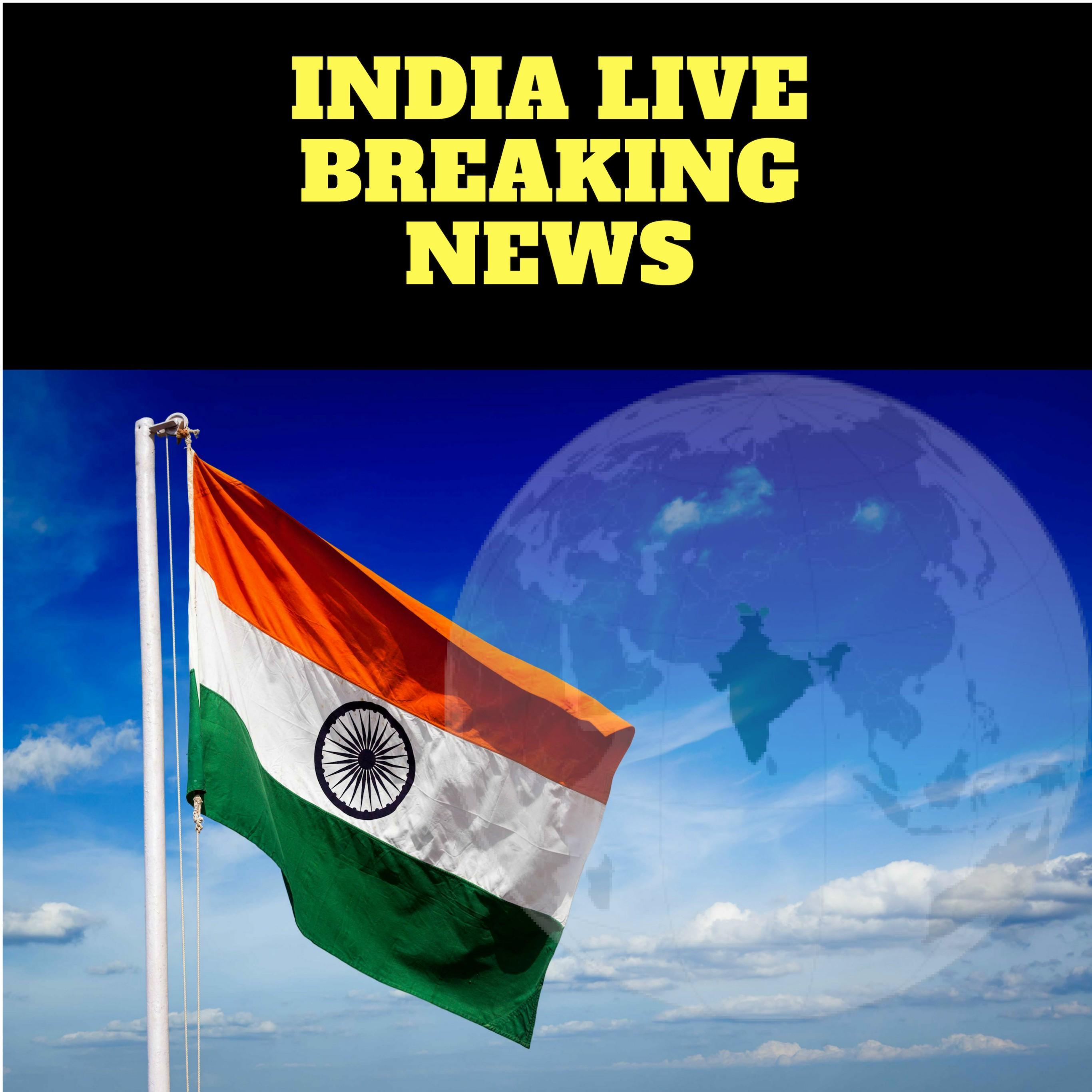 India Live Breaking News poster