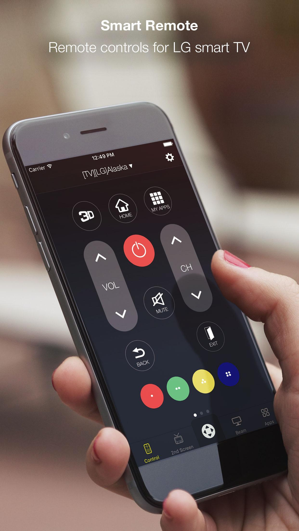 LG Smart TV Remote : keyboard for Android - APK Download