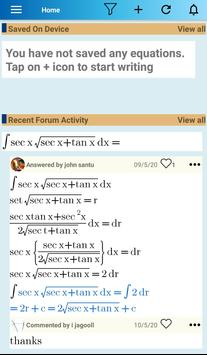Equation Editor and Math Question and Answer Forum poster