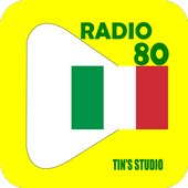 Radio 80 italia icon