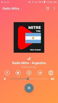 Radio Mitre screenshot 2