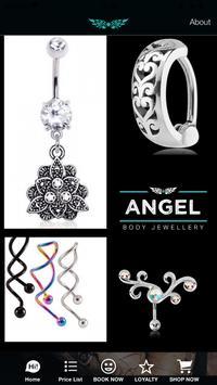 Angel Body Jewellery poster