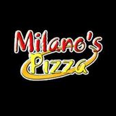 Milanos Pizza Ollerton icon