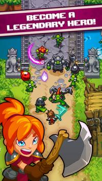 Dash Quest Heroes poster