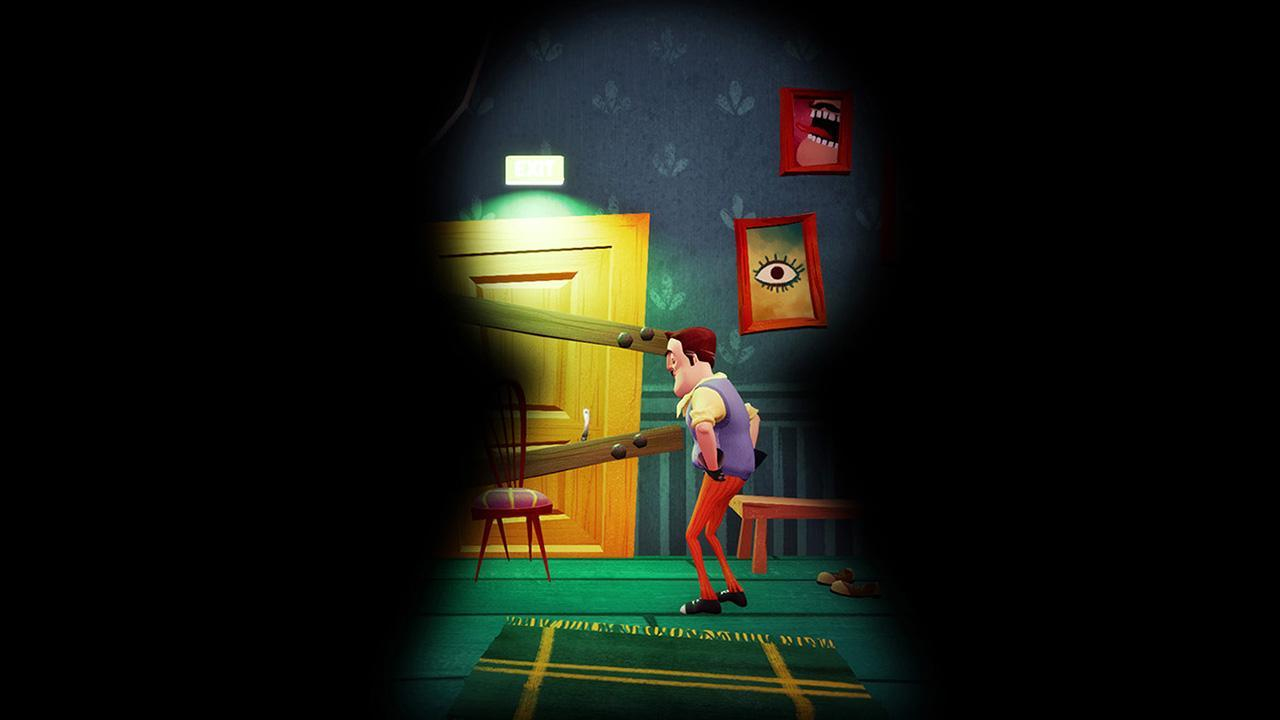 Hello Neighbor for Android - APK Download