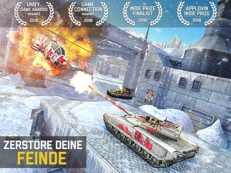 Massive Warfare: Aftermath Kostenloses Panzerspiel Screenshot 17