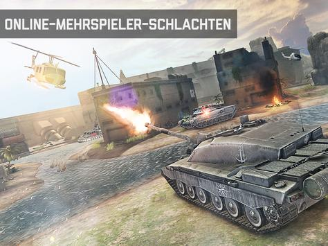 Massive Warfare: Aftermath Kostenloses Panzerspiel Screenshot 19
