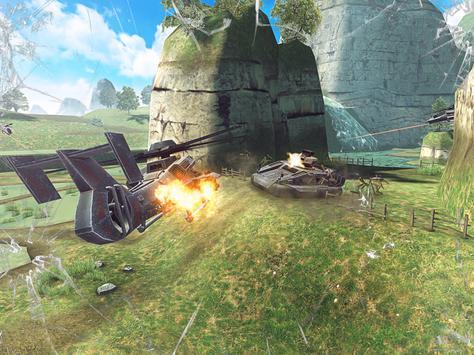 Massive Warfare: Aftermath Kostenloses Panzerspiel Screenshot 21