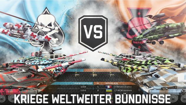 Massive Warfare: Aftermath Kostenloses Panzerspiel Screenshot 2