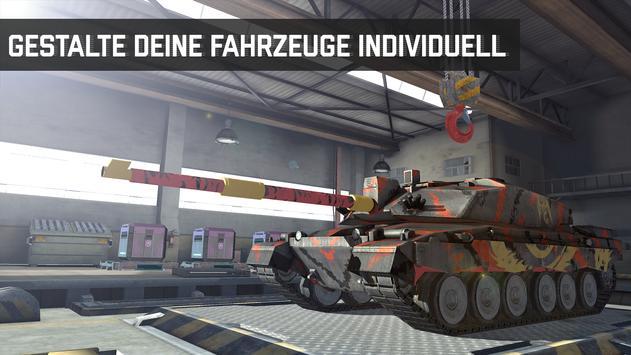 Massive Warfare: Aftermath Kostenloses Panzerspiel Screenshot 4
