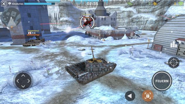 Massive Warfare: Aftermath Kostenloses Panzerspiel Screenshot 7