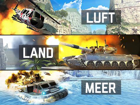 Massive Warfare: Aftermath Kostenloses Panzerspiel Screenshot 8