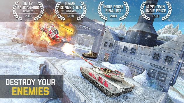 Massive Warfare: Aftermath poster