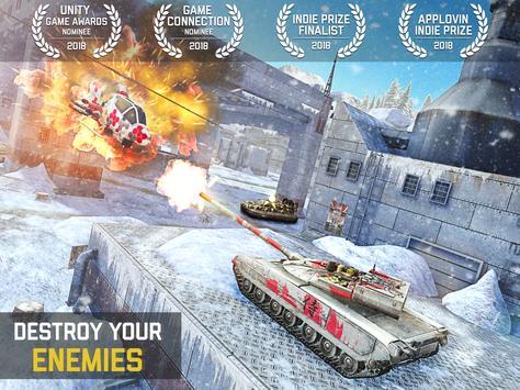 16 Schermata Massive Warfare: Aftermath