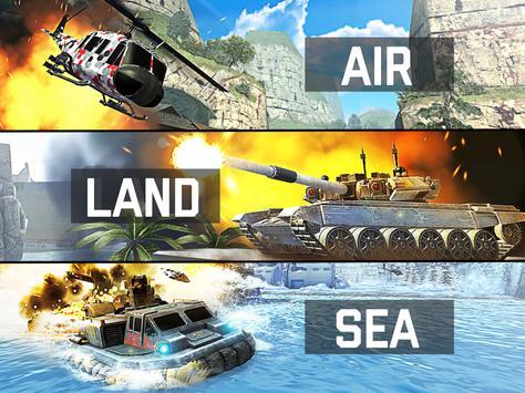 Massive Warfare: Aftermath - Free Tank Game ảnh chụp màn hình 16