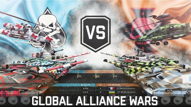 Massive Warfare: Tank vs Helicopter Free War Game screenshot 6