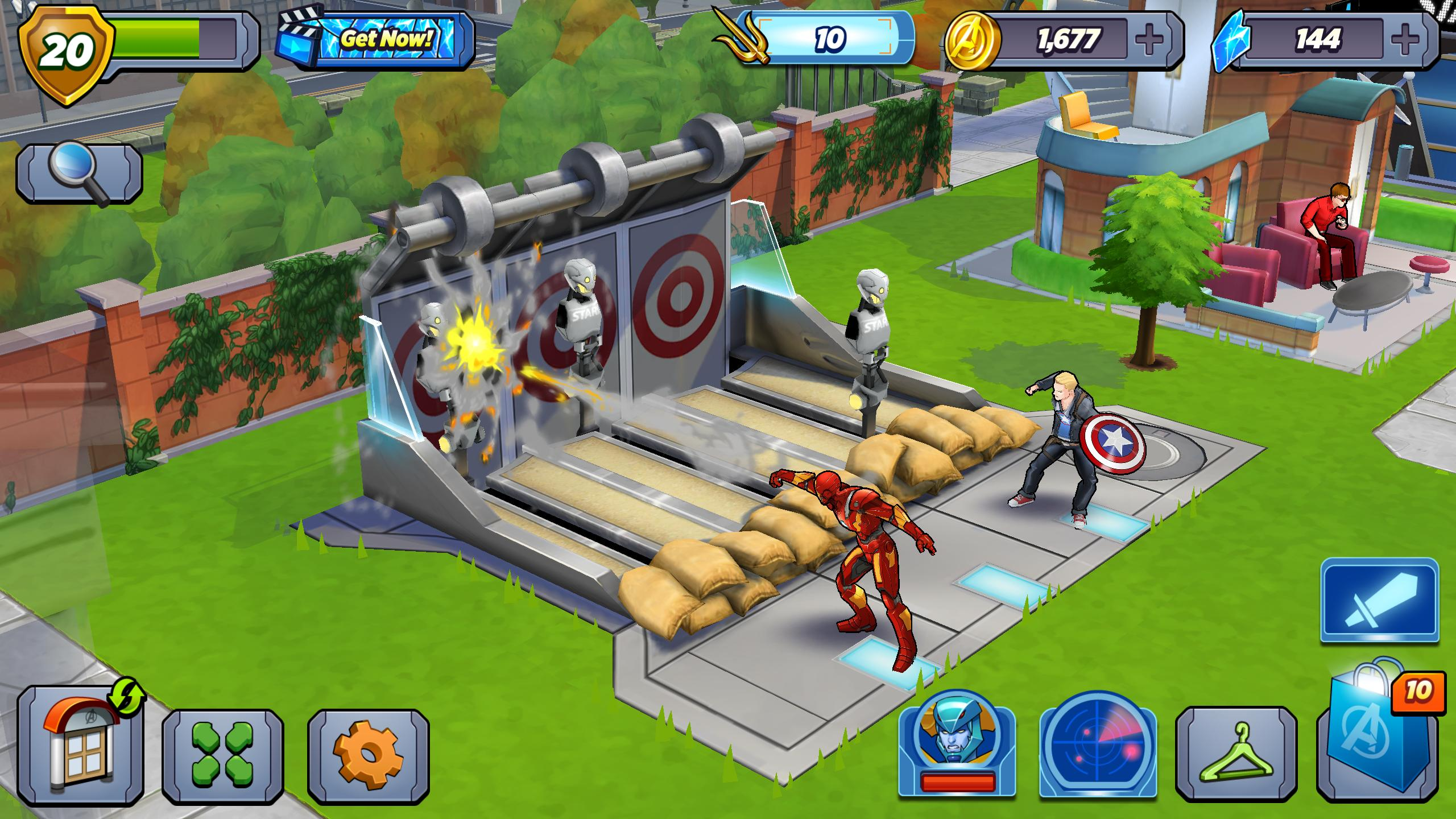 MARVEL Avengers Academy for Android - APK Download