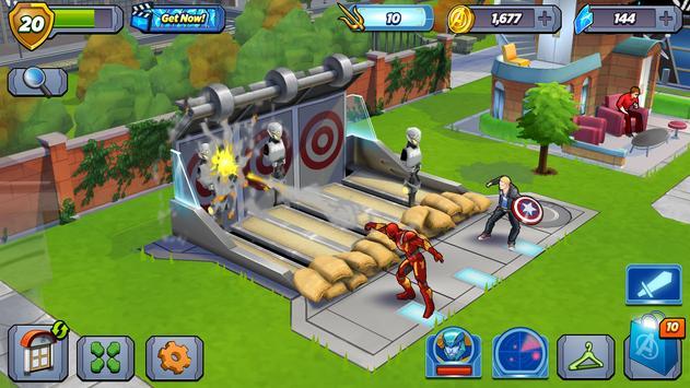 MARVEL Avengers Academy screenshot 5