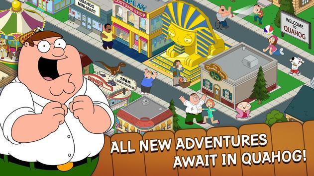 Family Guy poster