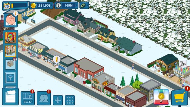 Family Guy screenshot 4