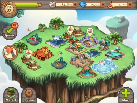 Tiny Monsters screenshot 9