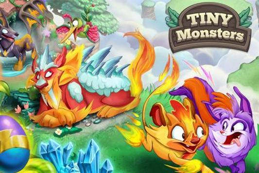 Tiny Monsters Plakat