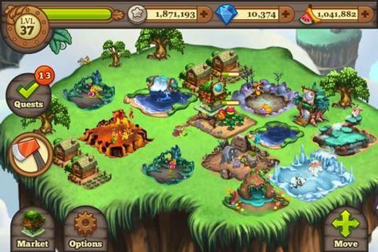 Tiny Monsters capture d'écran 1