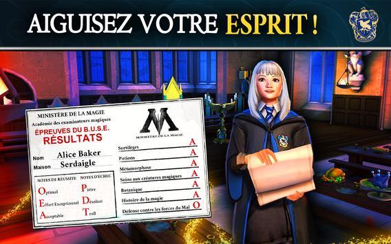 Harry Potter Secret à Poudlard capture d'écran 1