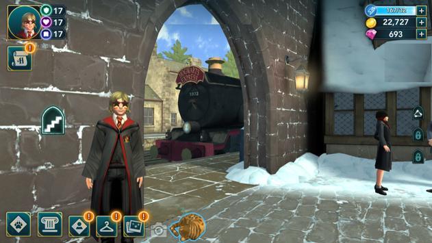 Harry Potter Secret à Poudlard capture d'écran 7
