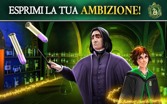 10 Schermata Harry Potter