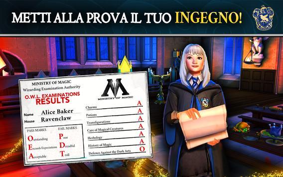 1 Schermata Harry Potter