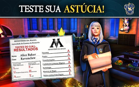 Harry Potter: Hogwarts Mystery imagem de tela 1