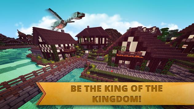 Zamek i Smoki: Budowanie Craft screenshot 1