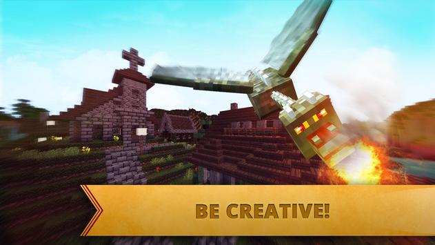 Zamek i Smoki: Budowanie Craft screenshot 2