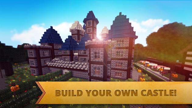 Zamek i Smoki: Budowanie Craft screenshot 3