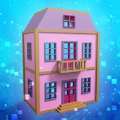 Dollhouse Craft 2: Girls Design & Decoration icon