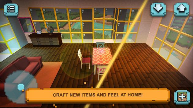 Dollhouse Craft 2: Girls Design & Decoration screenshot 1