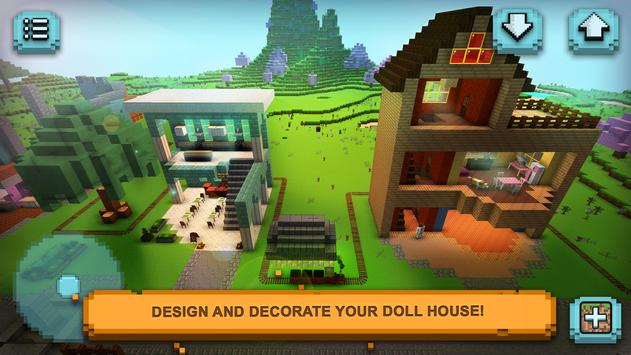 Dollhouse Craft 2: Girls Design & Decoration screenshot 6