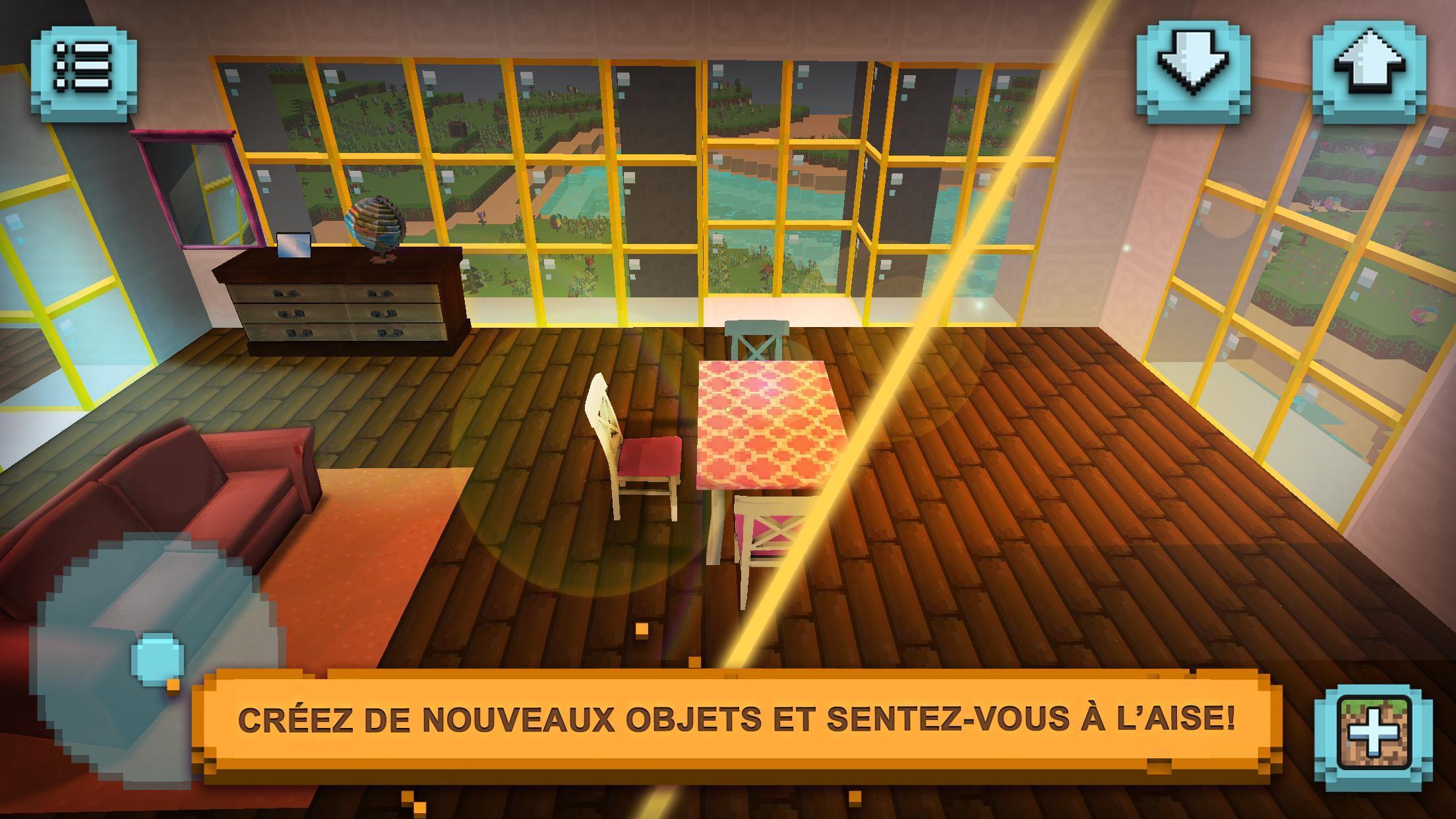 Dollhouse Craft 2 Design De Maison De Poupee Pour Android