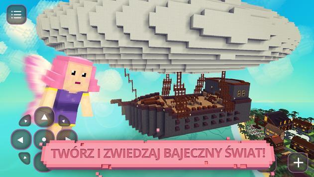 Baśnie i Bajki: Girls Craft 3D screenshot 8