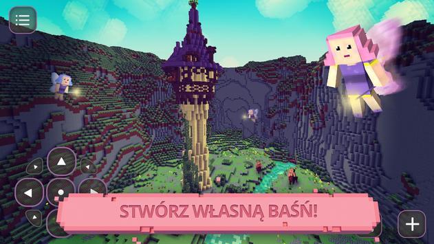 Baśnie i Bajki: Girls Craft 3D plakat