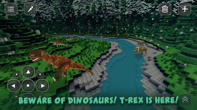 Dino Jurassic Craft: Evolution screenshot 6