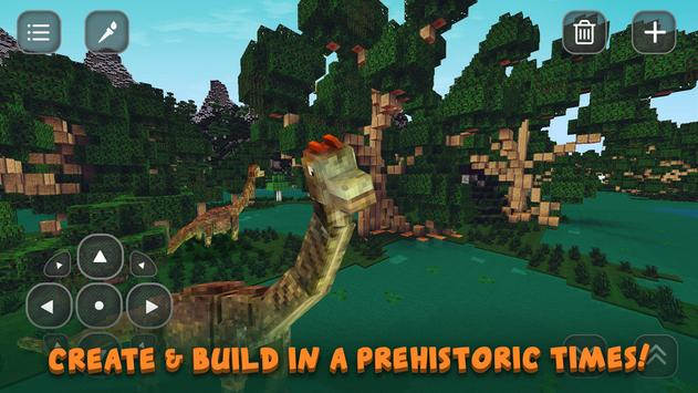 Dino Jurassic Craft: Evolution screenshot 1