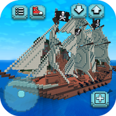 Pirate Crafts icon
