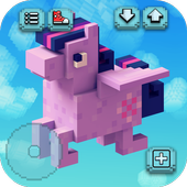 Pixel Kucyki Pony: Girls Craft ikona