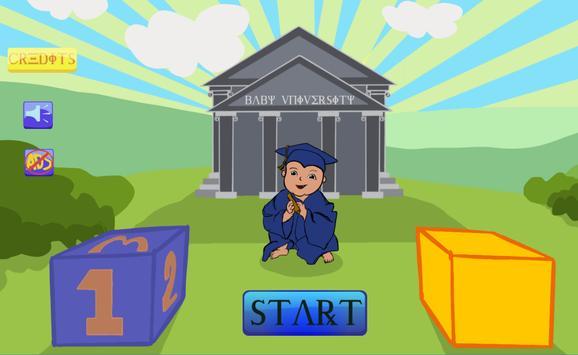 Baby University screenshot 1