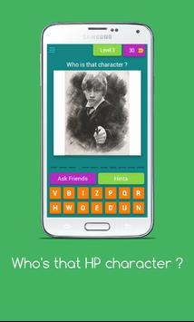 Who's that HP Character ? - HP Character trivia screenshot 4
